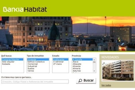 Viviendas de bankia habitat como est n por dentro for Pisos de bankia barcelona