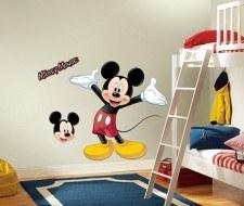 Habitación infantil de Mickey Mouse