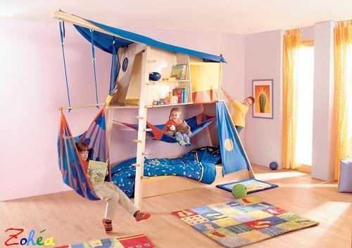Habitaciones originales sorprende en tu hogar - Habitaciones juveniles originales ...