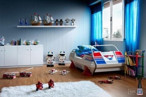 Habitaciones originales sorprende en tu hogar - Habitaciones infantiles originales ...