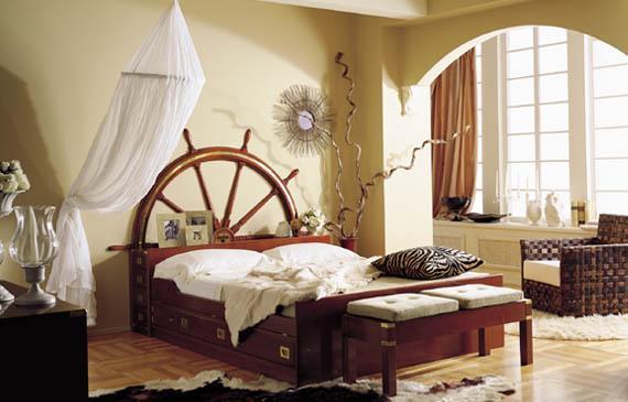 Habitaciones originales sorprende en tu hogar for Arredo bagno marinaro