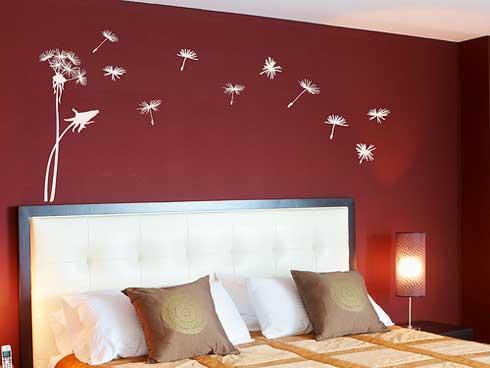 Como decorar una habitaci n de forma barata - Pinturas originales para dormitorios ...