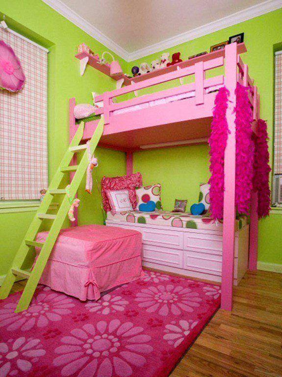 Decoración de dormitorios para niños | Tendencias 2018 ...
