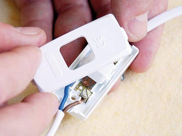 Interruptor de cable