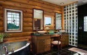 Baños rústicos | Cómo decorarlos en 2015