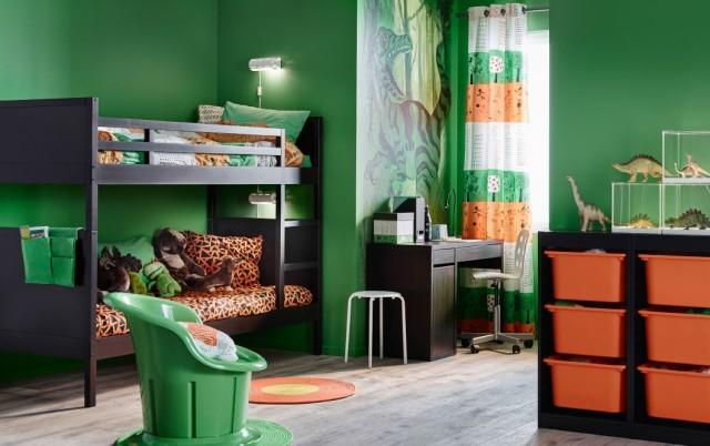 M s de 100 dormitorios juveniles 2018 llenos de inspiraci n - Ikea dormitorios infantiles y juveniles ...