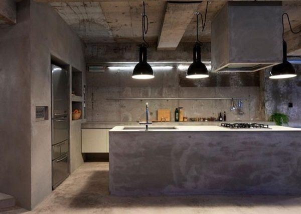 kitchen-rustic-cement