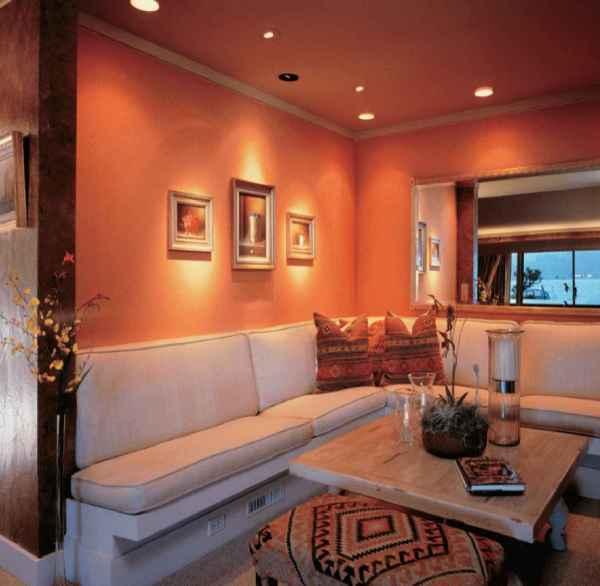 Home Design Ideas Colours: Cuadros-pared-naranja