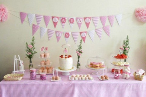 Decoracin de cumpleaos 50 ideas originales