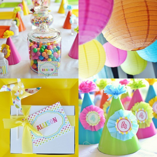 Rainbow-Birthday-Party-Ideas-Kids