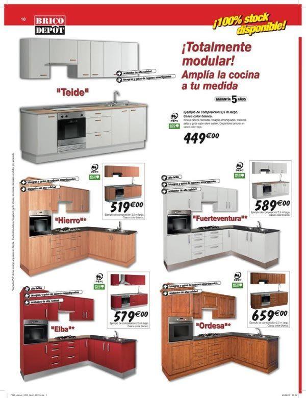 cocinas-brico-depot-modulares
