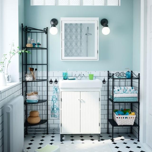 Colores para cuartos de ba o peque os 2018 - Colores azules para habitaciones ...