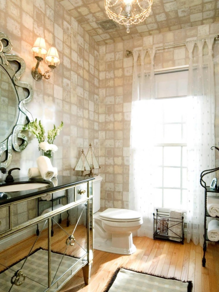 Colores para cuartos de baño pequeños 2021 - EspacioHogar.com
