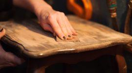 Cómo envejecer la madera con vinagre y más trucos
