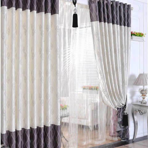 cortina-jaquard