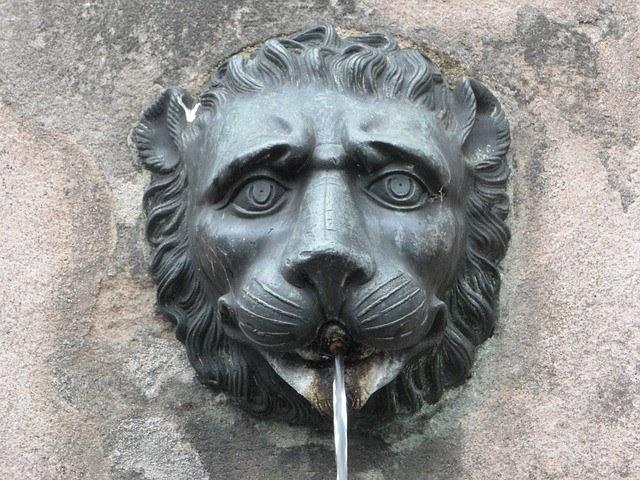 fuentes-de-jardin-estilo-clasico-caño-león