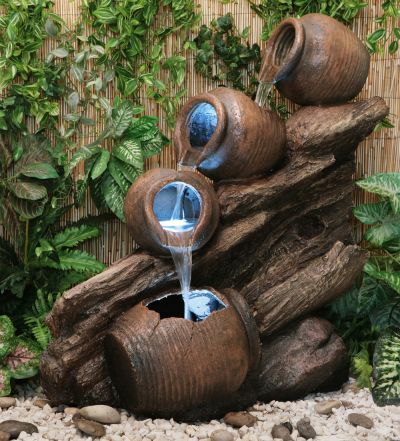 Mas De 100 Fotos De Modelos De Fuentes De Jardin Que Os Van A - Fuentes-ornamentales-para-jardin