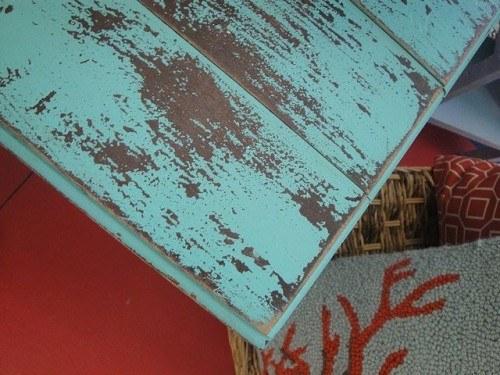 C mo envejecer la madera con vinagre y m s trucos - Pintura efecto envejecido ...