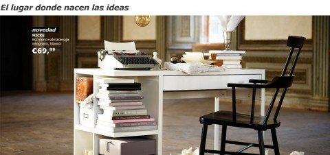 Muebles de ikea para tu oficina en casa - Muebles oficina ikea ...