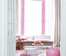 Ideas de decoración en color rosa