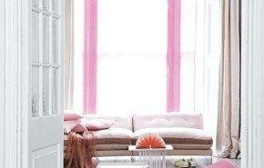 Ideas de decoración en color rosa
