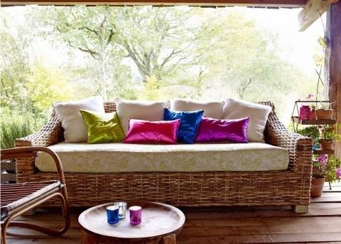 Tendencias en muebles para la terraza for Muebles balcon terraza