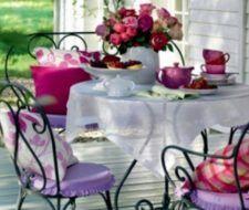 Decora tu terraza de estilo vintage