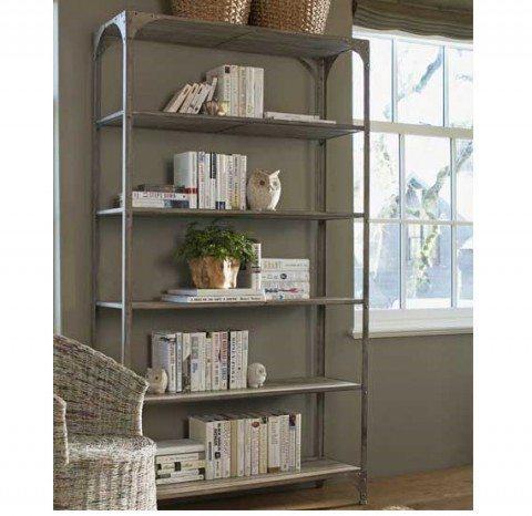 bookshelves-metal-frame
