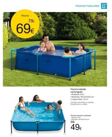 piscina de plastico no carrefour