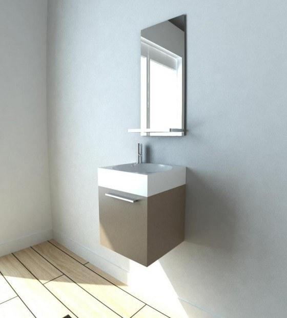 Muebles De Baño Pequenos:Catálogo de muebles de baño Carrefour – EspacioHogarcom