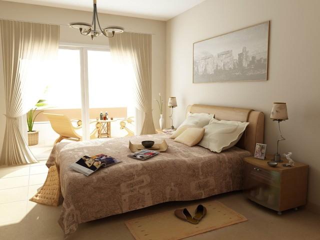 Colores para dormitorios de matrimonio juveniles y peque os for Ver dormitorios matrimonio