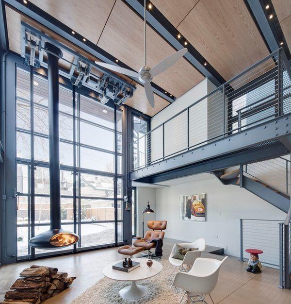 Como decorar una casa con estilo industrial for Decoracion de casas estilo industrial