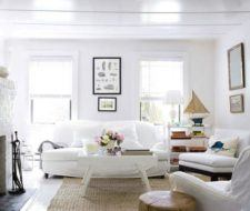 Cómo mantener limpias las paredes blancas