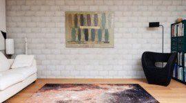 Decoración con alfombras para el verano