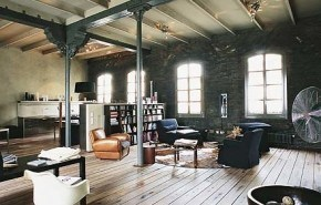 Como decorar una casa con estilo industrial
