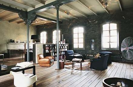 estilo industrial-