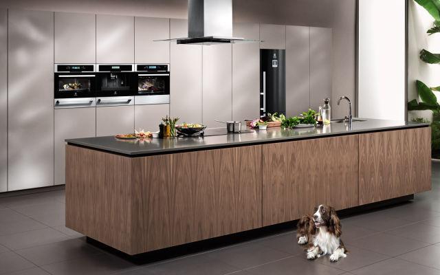 Nuevas tendencias en las cocinas de electrolux for Cocinas nuevas tendencias