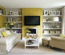 5 pasos para decorar tu sala de estar