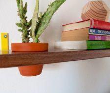 Como hacer una moderna repisa de madera
