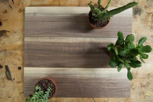 Cómo hacer repisas de madera moderna3