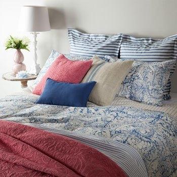 Catálogo de Zara Home Junio 2013-cama-1