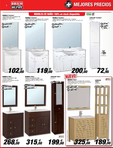 Baños Diseno Clasico:Muebles-baño-clasicos-brico-depot-2014 – EspacioHogarcom