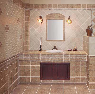 casa residencial familiar azulejos bano rusticos baratos