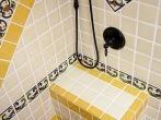 Decoración mexicana para los baños rústicos