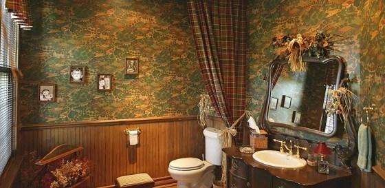 Imagenes De Baño Rustico:Las mejores imágenes de baños rústicos – EspacioHogarcom
