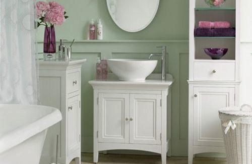 Baños Diseno Rustico:Pincha en la imagen para verla en tamaño real