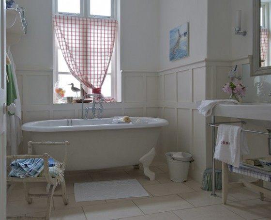 Baño Rustico Moderno:baño-rustico-moderno