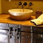 bañor-rustico-decoracion-baul