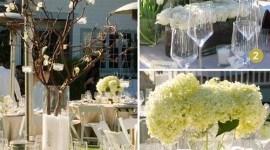 Centros de mesa para bodas 2019: Los mejores arreglos de mesa para boda