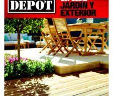 Catálogo Brico Depot: Especial Jardín y Exterior 2017